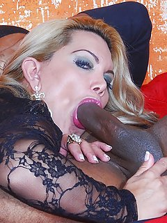 Interracial Tranny Pics